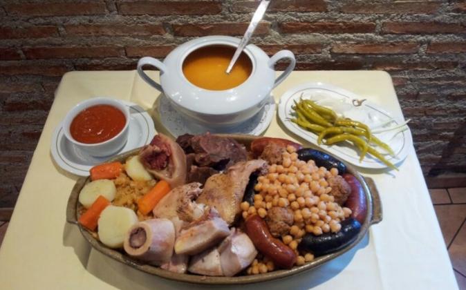Alimentacion Alimentacion La gran casa del cocido madrileño