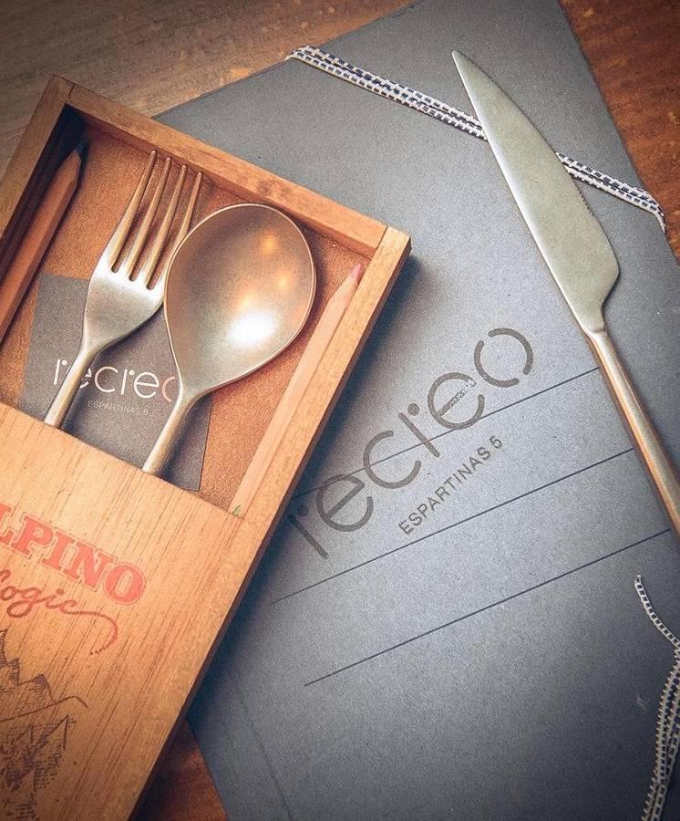 Actualidad Actualidad Recreo: un ejemplo de alta cocina tabernaria