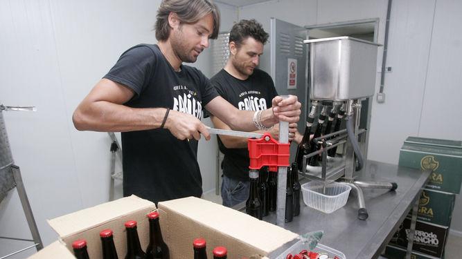 Cervezas Cervezas Cervezas con sabor 'made in' Córdoba