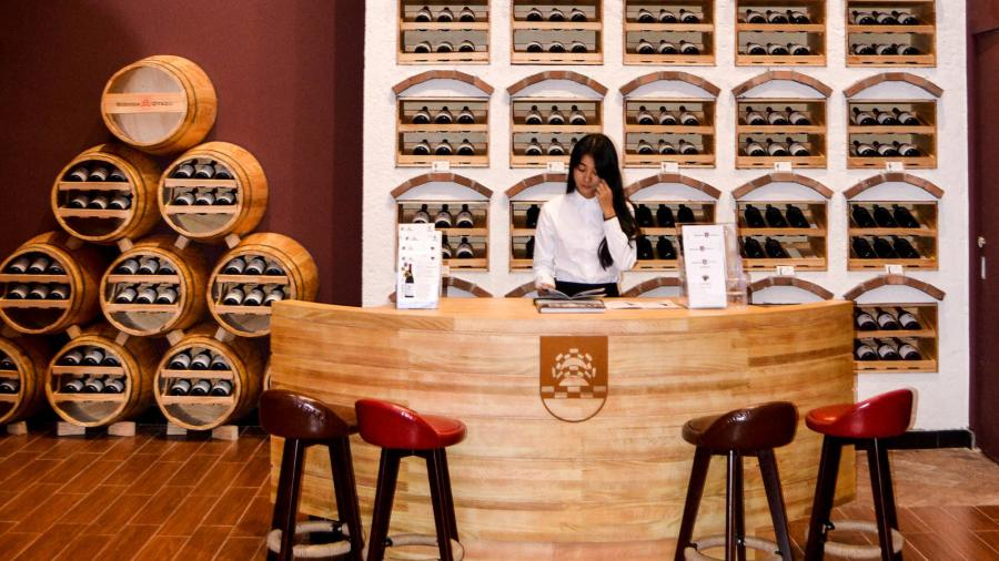 Vinos Vinos Bodega Otazu abre tienda en China