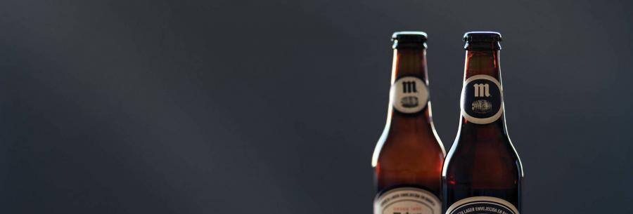 Cervezas Cervezas Mahou Barrica, cerveza 2.0