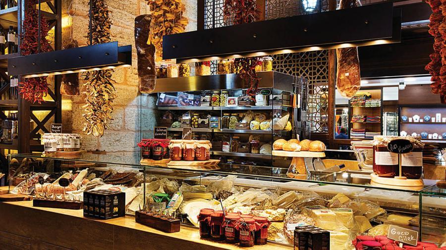 Rutas Turisticas Rutas Turisticas Un recorrido gastronómico por Estambul