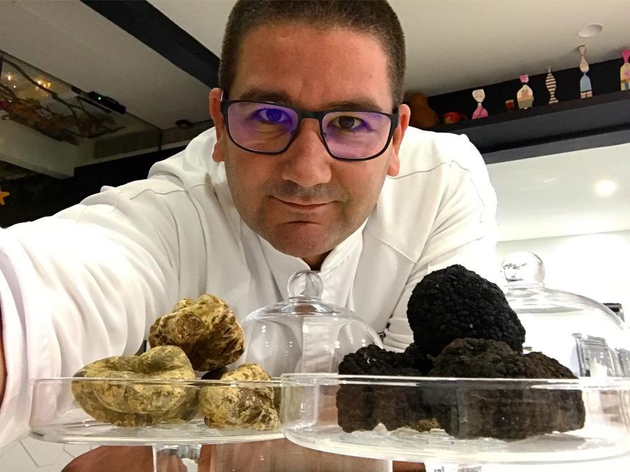 Actualidad Actualidad Dani García anuncia la apertura de su nuevo restaurante en Marbella para este verano