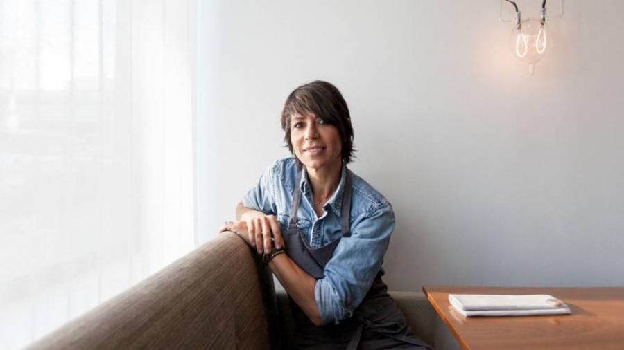 Actualidad Actualidad Dominique Crenn, mejor cocinera del mundo