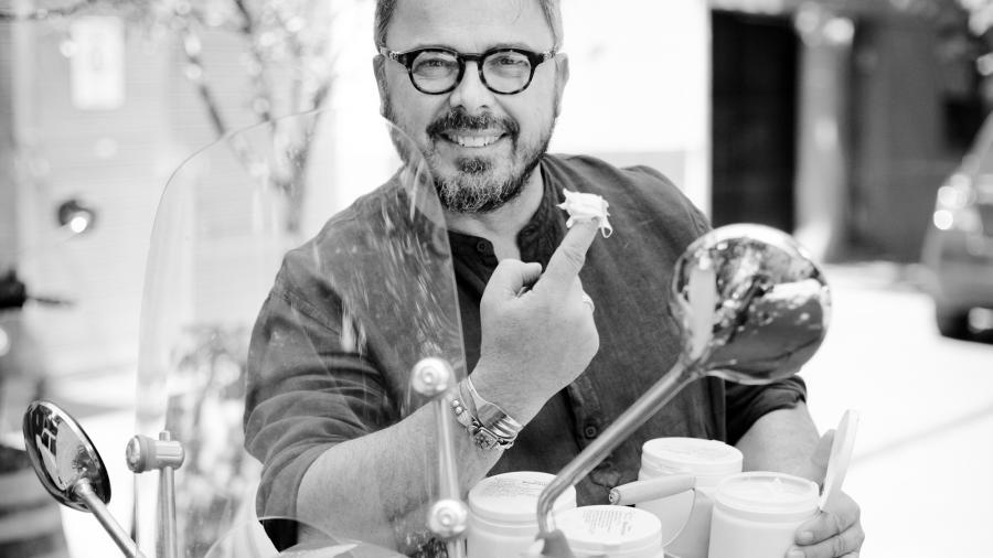 "Chef Chef Donato De Santis: ""En esta etapa de mi vida hago cocina simple, de origen"""