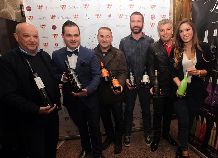 Vinos Vinos Abren un restaurante que sólo vende vinos de Málaga