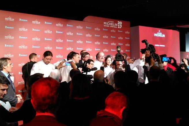 Chef Chef Los chefs con 3 estrellas en la Guía Michelin 2017 de España