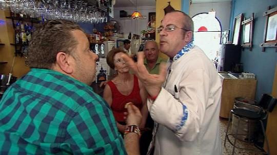 Actualidad Actualidad ¿Es Chicote el culpable de las desgracias de unos malos restaurantes?