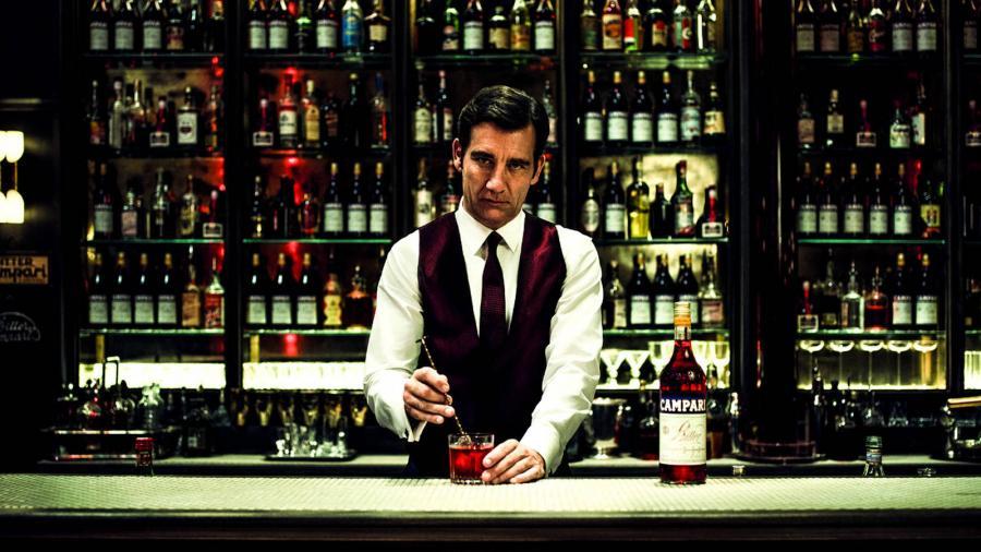 Bebidas Bebidas El cine negro llega a Campari de la mano de Clive Owen