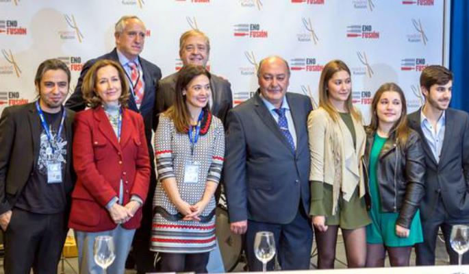 Vinos Vinos Premio a una bodega castellano-manchega en la exitosa Enofusión 2017
