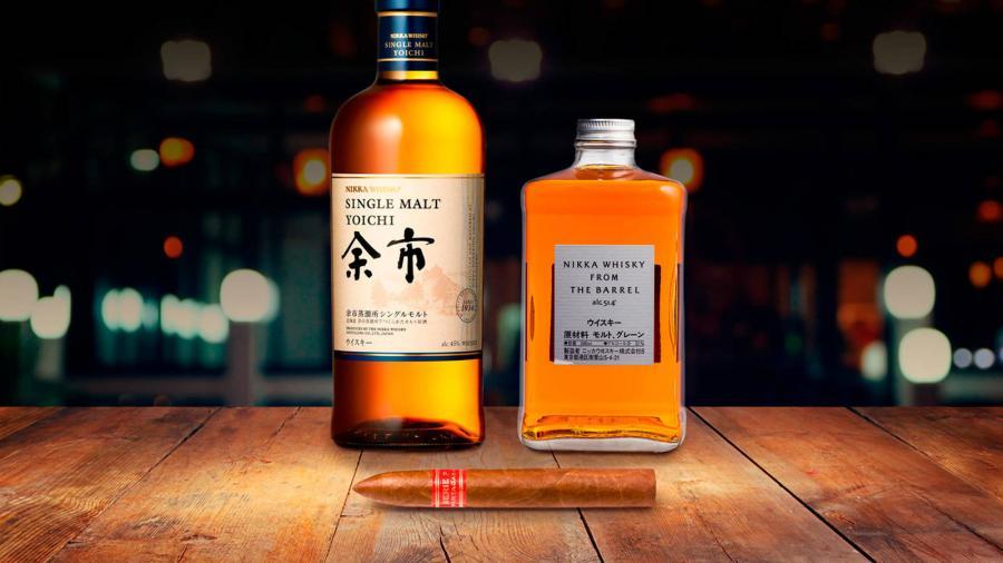 Bebidas Bebidas Nikka Whisky, una delicia japonesa