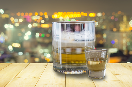Bebidas Bebidas Tequila podría ser rebasado por whisky pronto