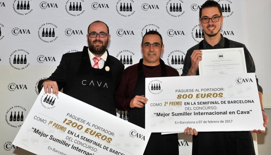 Bebidas Bebidas Jordi Martínez representará a Catalunya y Andorra en el concurso 'Mejor Sumiller Internacional en Cava'