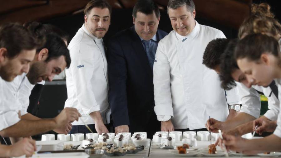 Actualidad Actualidad Los Roca reinterpretan los sabores de España