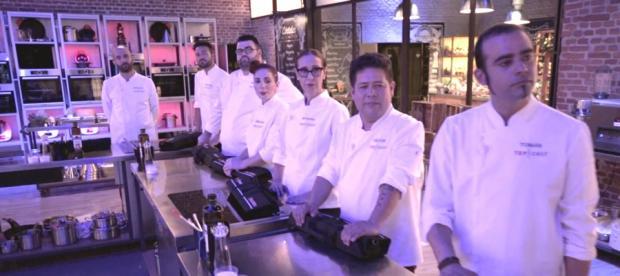Actualidad Actualidad Más estrellas y más cocina en la nueva temporada de 'Top Chef'