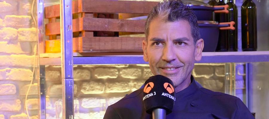 """Chef Chef Paco Roncero: """"El secreto del ganador de 'Top Chef' es no dejarse influenciar por nadie"""""""