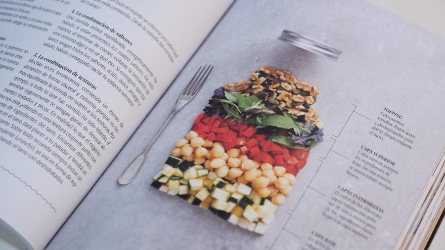 Nutricion Nutricion ¿Por qué hay que comer ensaladas en tarros de cristal?