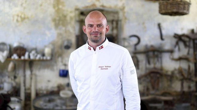 Chef Chef Jesper Vollmer, el brazo ejecutor del príncipe Enrique