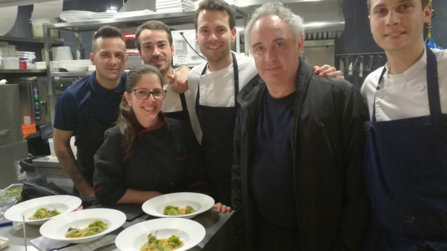 Rutas Turísticas  Rutas Turisticas La ruta gastronómica de Ferran Adrià por Sevilla