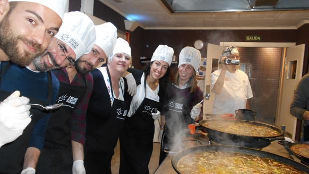 Actualidad Actualidad La Escuela de Paella Valenciana llega a los 5.000 alumnos en tres años, la mayoría extranjeros