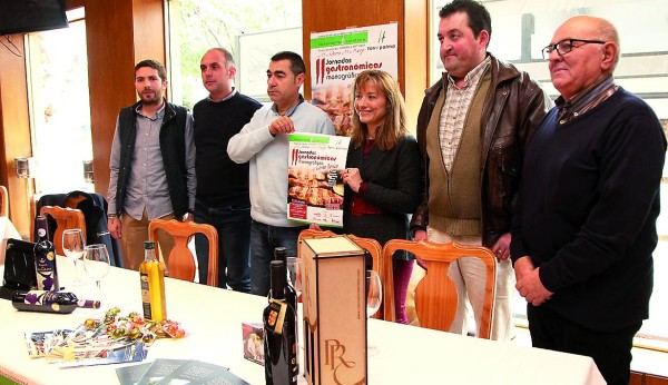 Actualidad Actualidad Jornada gastronómica dedicada al cerdo ibérico