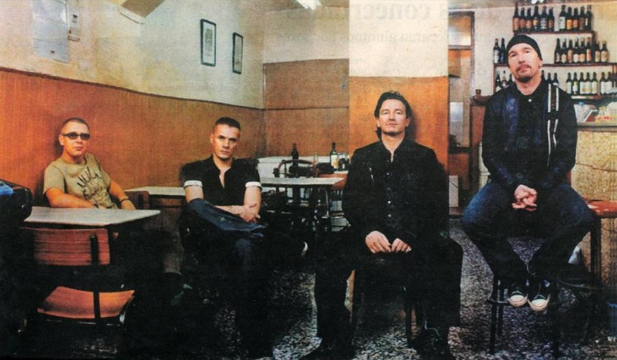 Barman Barman La taberna madrileña que Bono y U2 pusieron de moda
