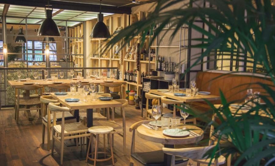 Actualidad Actualidad La Charla, el restaurante trendy de Chamberí