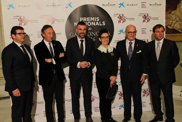 Actualidad Actualidad La fiesta de la gastronomía catalana encumbra a Carme Ruscalleda