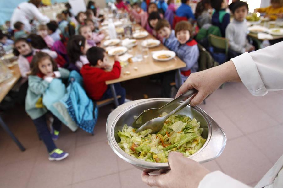 Nutricion Nutricion Educar en nutrición desde el comedor escolar