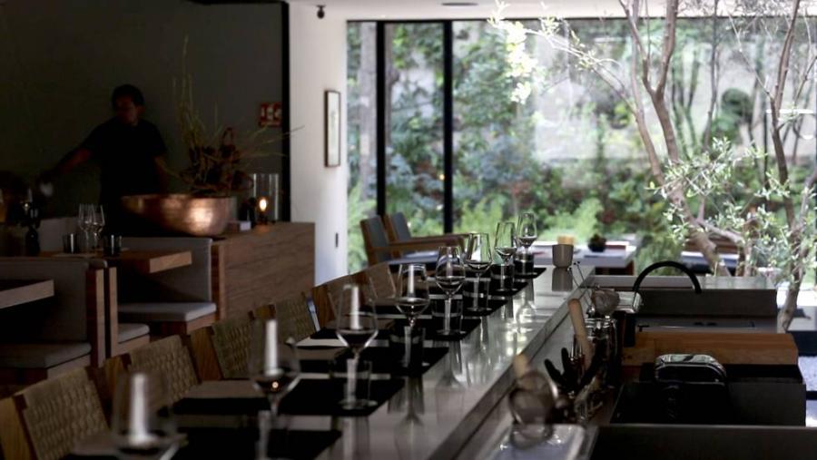 America America Pujol: el mejor restaurante de México vuelve a empezar