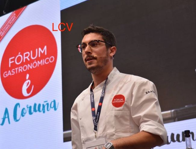 Chef Chef El santiagués Jorge Gago gana el premio