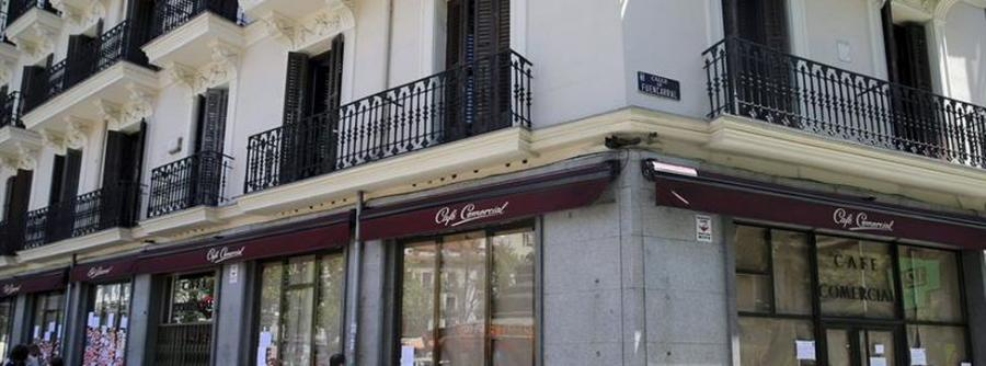 Actualidad Actualidad El mítico Café Comercial reabrirá sus puertas como restaurante el 21 de marzo