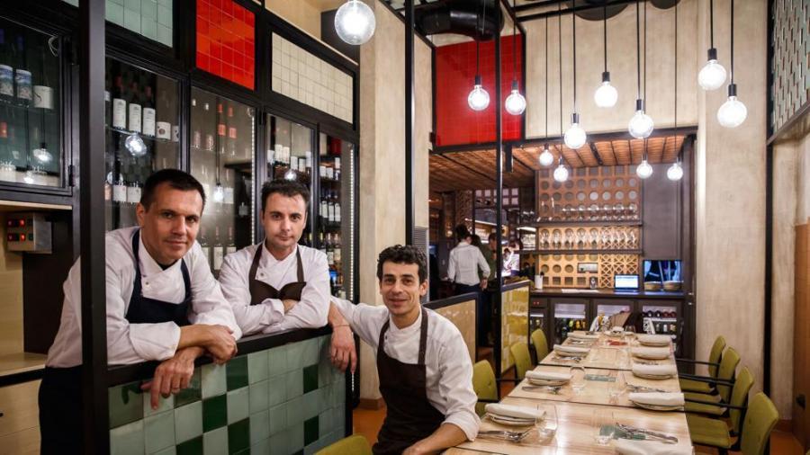 Actualidad Actualidad Premio restaurante revelación del año para el Disfrutar