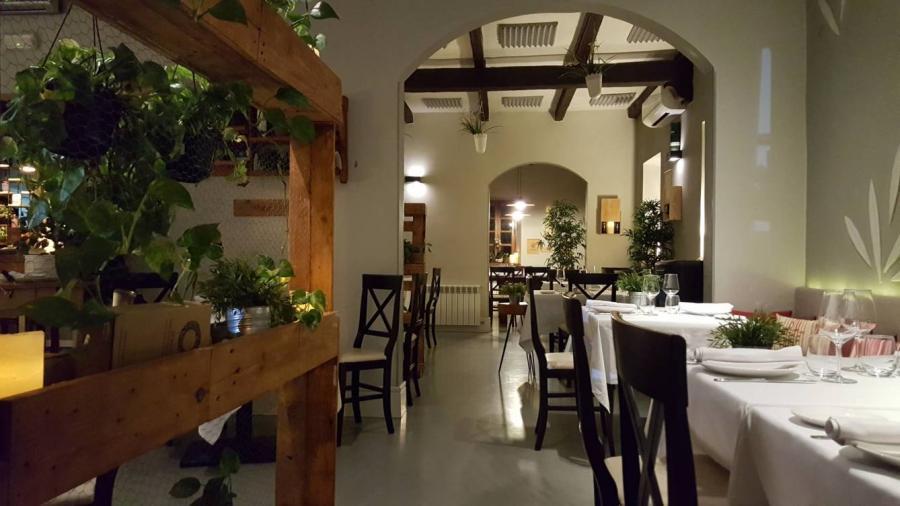 Actualidad Actualidad Olive: el restaurante con el que dejarás boquiabiertos a amigos, colegas y clientes