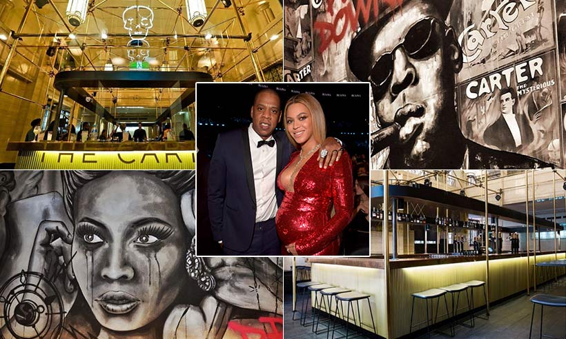 Actualidad Actualidad El restaurante de Beyoncé