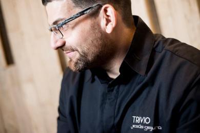 Actualidad Actualidad Las fermentaciones de Jesús Segura y David Chamorro, de Trivio, triunfan en el Fórum Gastronómico Coruña