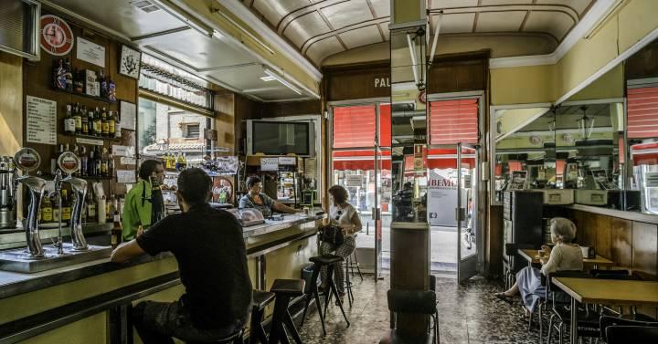 Barman Barman 15 bares míticos de Madrid