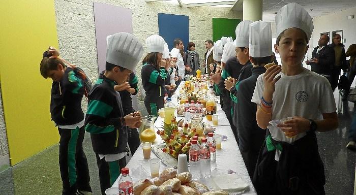 Actualidad Actualidad Restaurantes llevan a los hospitales lo mejor de la cocina onubense