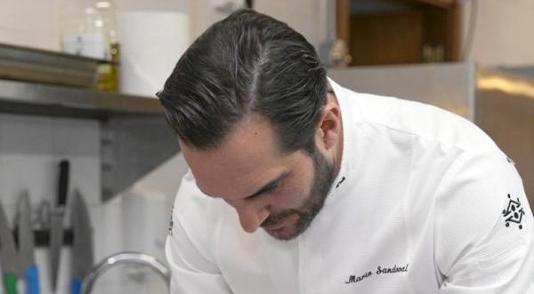 Actualidad Actualidad Mario Sandoval reinventa la cocina de paradores