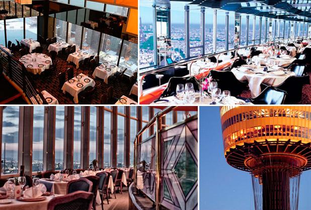 Actualidad Actualidad Restaurantes en las alturas