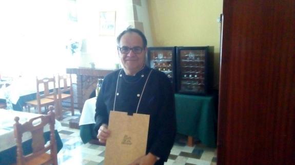 Chef Chef Uno de los jefes de cocina de El Bulli abre un restaurante en Montefrío