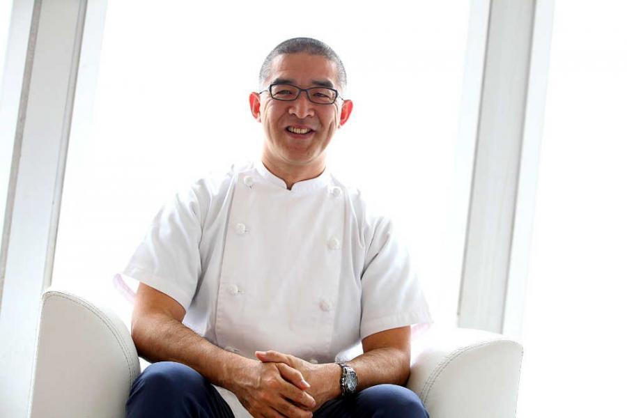 """Chef Chef El chef Ohno ve la gastronomía latina como """"una flor escondida"""""""