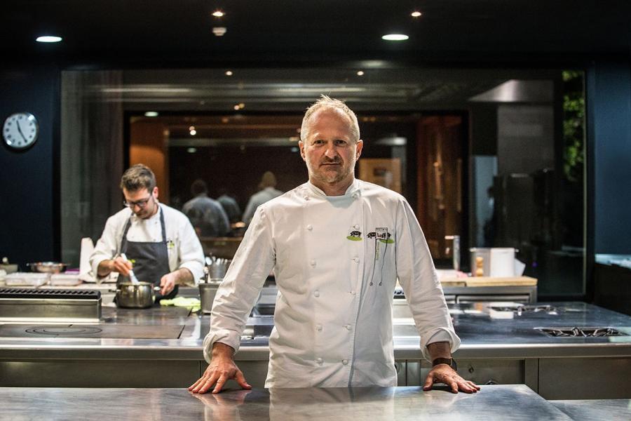 Actualidad Actualidad La Estrella Michelin, Pepe Vieira, y sus creativos desvelan cómo se gestó La cocina del fin del mundo