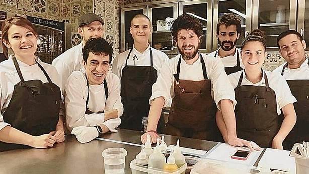 Actualidad Actualidad El argentino Paulo Airaudo abre restaurante en Donostia.