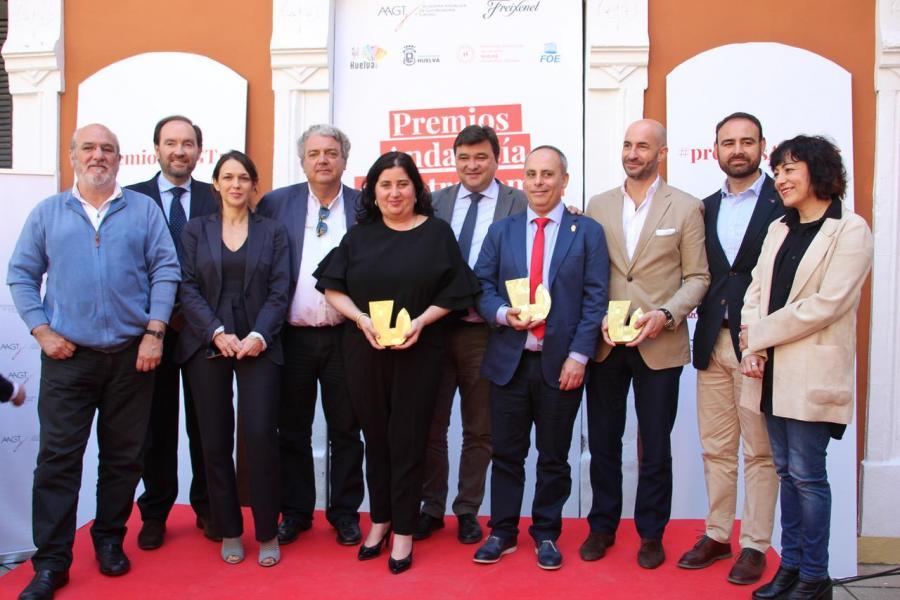 Actualidad Actualidad Juan del Azabache, premiado por la Academia Andaluza de Gastronomía