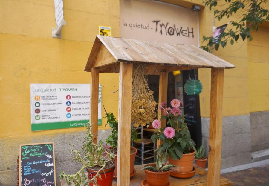 Actualidad Actualidad Ruta de restaurantes vegetarianos por Madrid