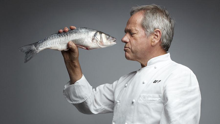 Actualidad Actualidad Wolfgang Puck, líder del imperio gastronómico más frecuentado por las celebrities de Estados Unidos