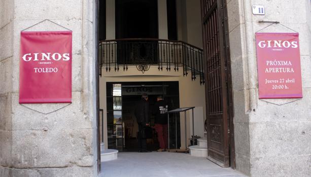 Actualidad Actualidad Ginos inaugura su restaurante en el Casino de Toledo