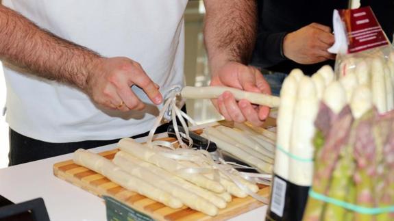 Actualidad Actualidad 25 restaurantes de Valladolid participan en la I Ruta de Tapas del Espárrago de Tudela