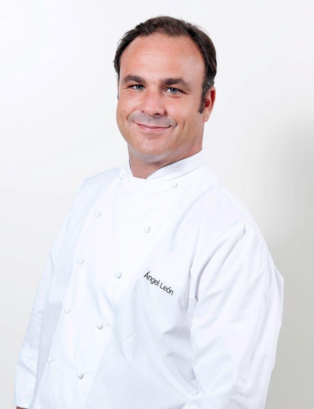 Actualidad Actualidad Ángel León tiene un restaurante con dos estrellas Michelin y un piso-patera en el que viven 16 de sus becarios